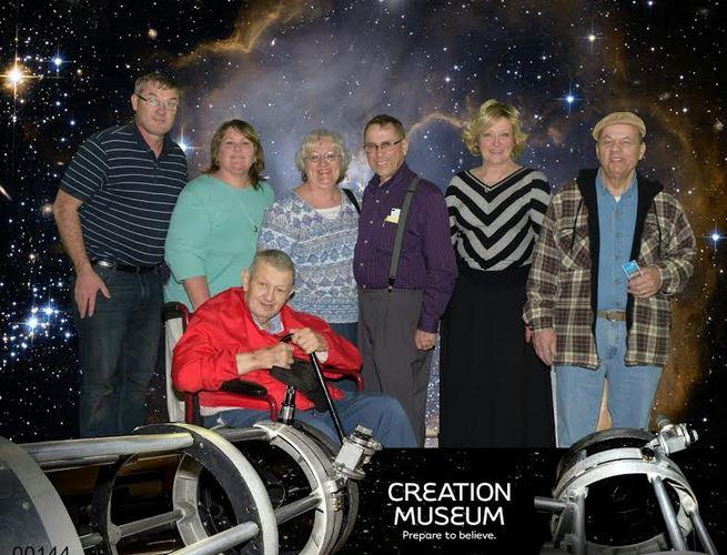 Creation Museum, Petersburg, Kentucky