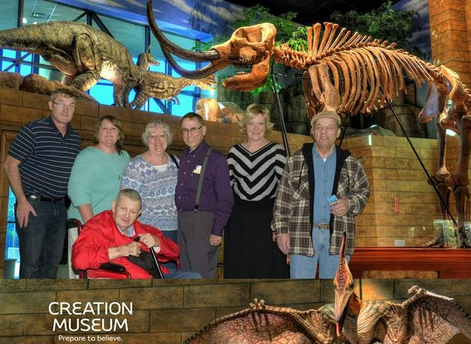 Creation Museum Petersburg, Kentucky