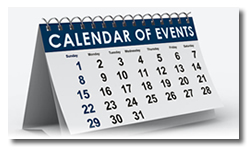 church calendar of events